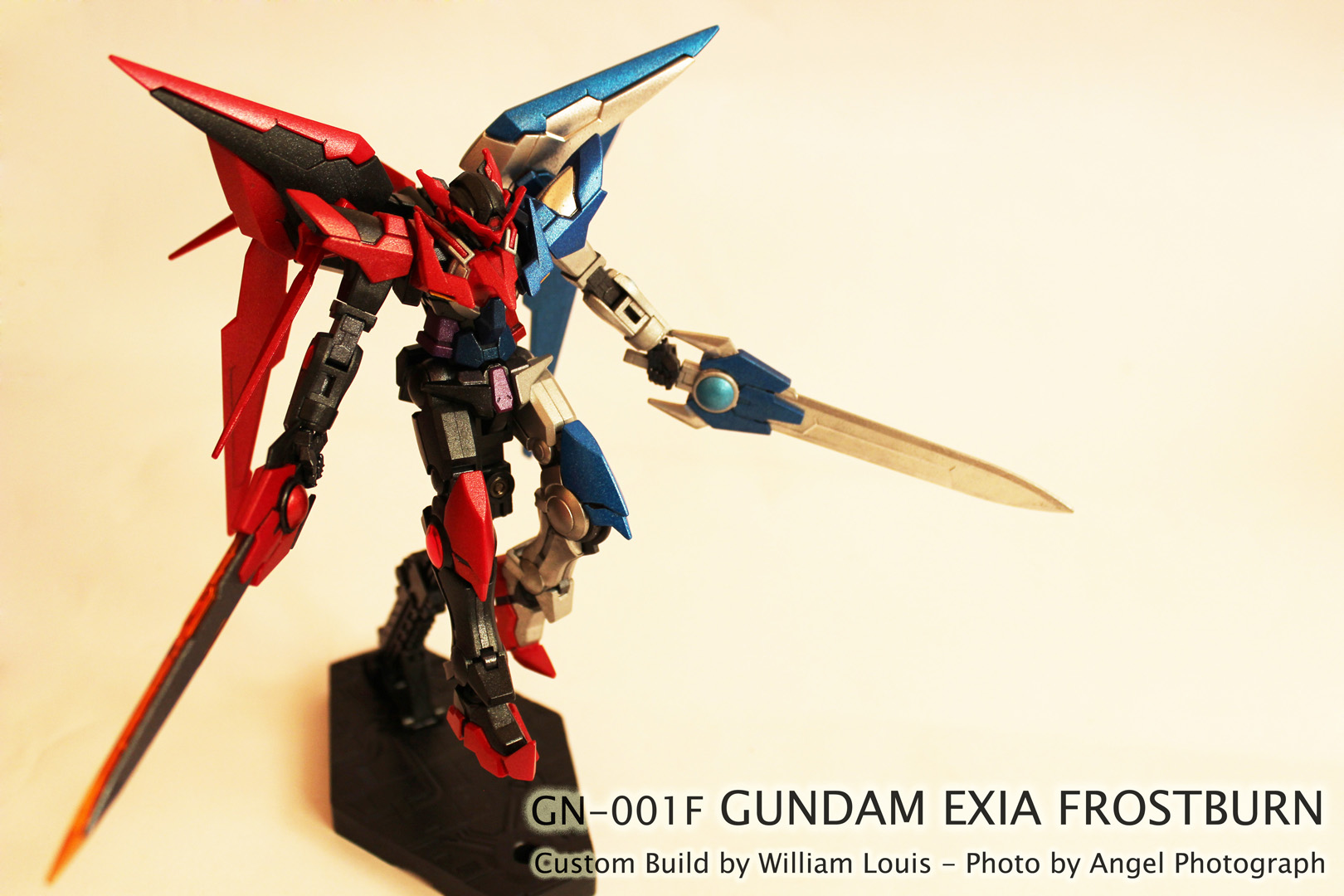 gundam exia dark matter custom - photo #12