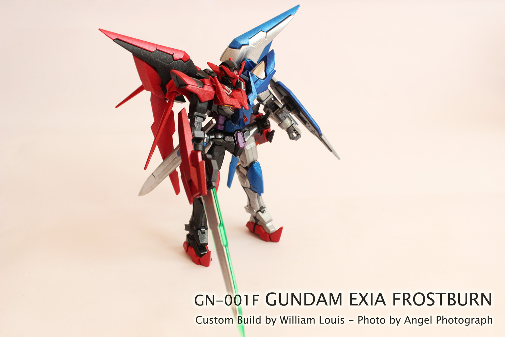 gundam exia dark matter custom - photo #9