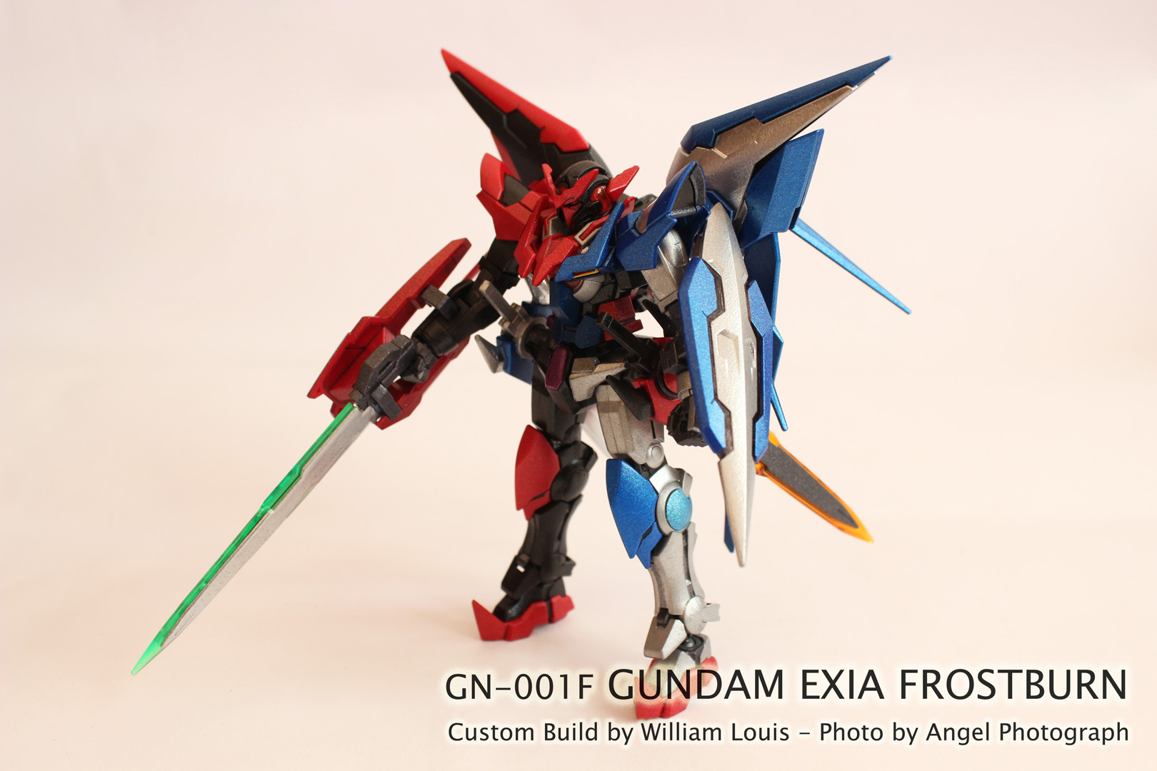 gundam exia dark matter custom - photo #23