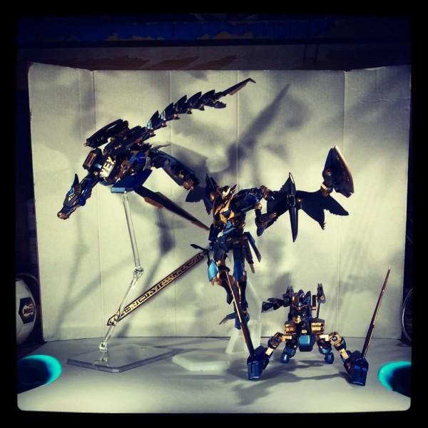 Gundam Kitbash Tutorial Gundam Kitbash Exia dm