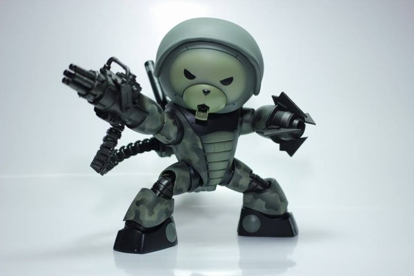Military Beargguy Custom